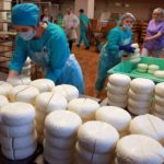 Молокозаводы Адыгеи с начала года увеличили производство сыров на 13%