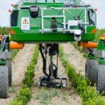 Грибковые заболевания посевов будут убивать роботы
