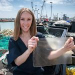 Британская компания представила альтернативу пластику из рыбных отходов