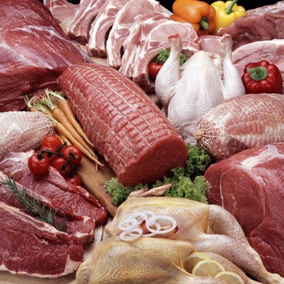 Производство мяса в январе-мае в России выросло на 9,4%
