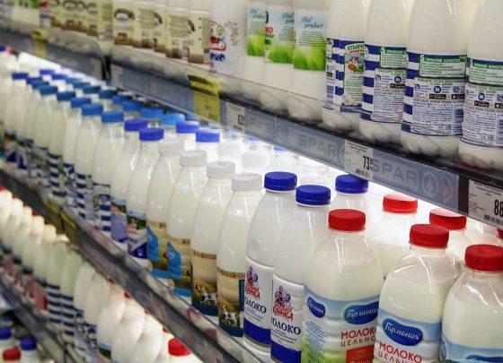 Минпромторг опроверг слухи о больших затратах на маркировку молочных продуктов