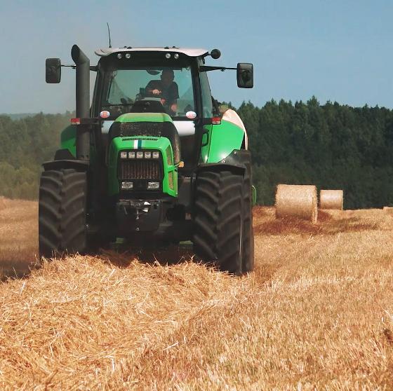 Ход уборки зерна в России позволяет говорить о достижении прогноза на этот год