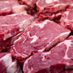 Импорт мяса в Россию в 2020 году составит около 600 тыс. тонн