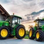 За границей увеличился спрос на российскую сельхозтехнику